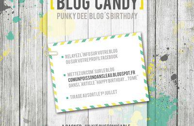 Blog Candy ..