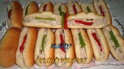 Pains à sandwichs moelleux