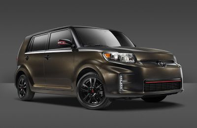 2016 Scion xB Colors and Changes