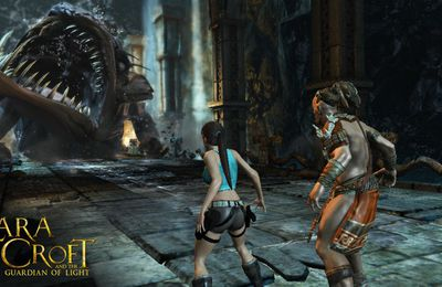 Lara Croft and the Guardian of Light 2 nouveaux personnages