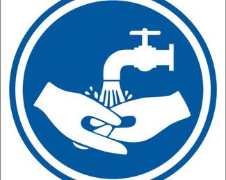 """Las manos limpias salvan vidas"""