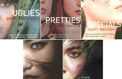 Uglies - Pretties - Specials - Extras