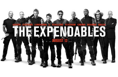 The Expendables : Ho la belle bouse !