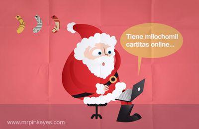 Revive el vuelo de Papá Noel en la web de NORAD