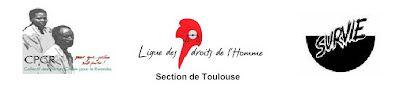 Toulouse: Un présumé génocidaire (M. Bivugabagabo) s'invite aux commémorations à la mémoire des victimes !