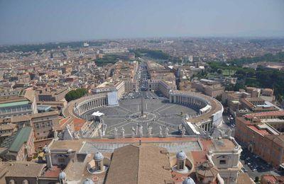 Un patrimoine mondial à préserver : le Vatican