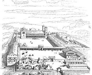 Le Château de Verberie,