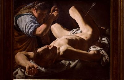 saint Sébastien de Marcantonio Bassetti