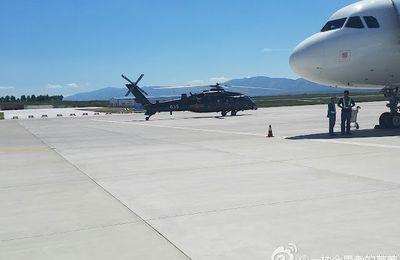 L'hélicoptère Z-20, la copie chinoise du UH-60 Blackhawk américain