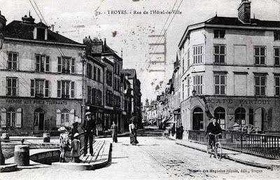 Le café Partout de Troyes