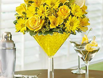 1-800-Flowers Happy Hour Bouquet Collection!