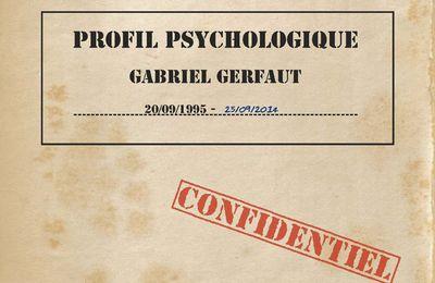 « Que Son règne vienne, Les enquêtes du commandant Gabriel Gerfaut T 1 » par Gilles Milo-Vacéri — Les Éditions du 38, Collection 38, rue du Polar