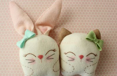 Bunny and Kitty