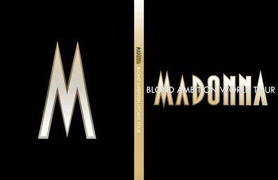 Madonna - Blond Ambition Tour - Book