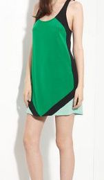 Color Block Dresses - Fun Summer Fashion Trend