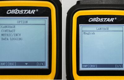 OBDSTAR X300M change mileage work and failed models