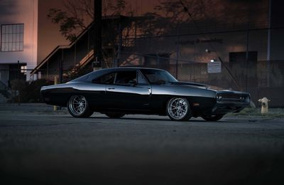 2016 SpeedKore Performance Group -  Dodge Charger 1970