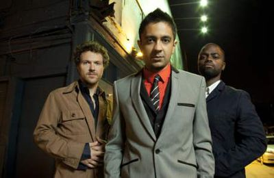 "Vijay Iyer Trio - ""Human Nature"" live at KPLU"