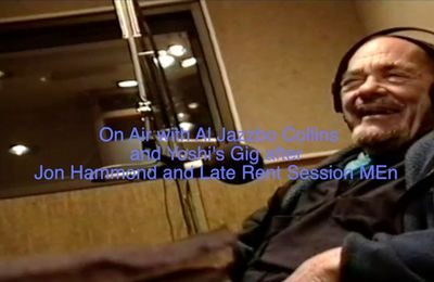 On Air With Jazzbo Collins And Yoshi's Jon Hammond Band Feb. 9, 1994