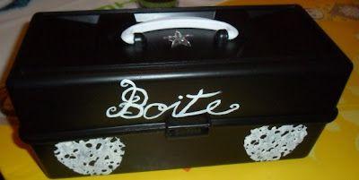 boite a beauté customisée