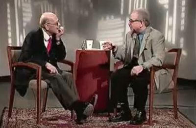 Conversations Part Two Harold Channer and Jon Hammond on Public Access TV