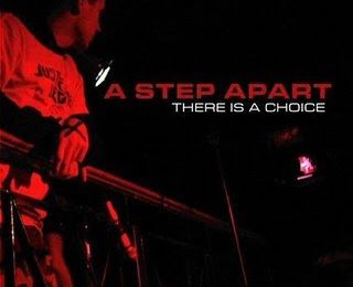 A Step Apart - There Is A Choice