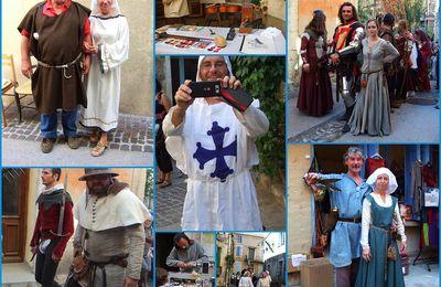 Fête Médiévale à Olargues