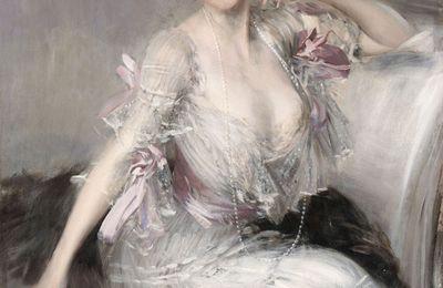 . Portrait by Giovanni Boldini.