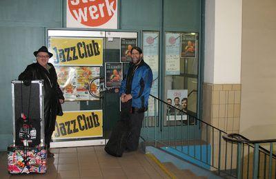 Late Rent in Stellwerk Harburg Jon Hammond Band