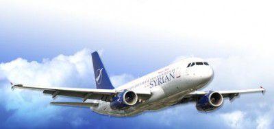La Syrian Airlines interdite de vol dans l'Union européenne. Et autres sanctions…