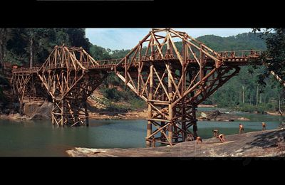 The bridge on the river Kwai (David Lean, 1957)