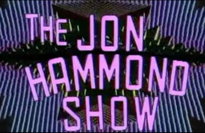 Manhattan Cable TV MCTV Jon Hammond Show Late Fri night Just Before Robin Byrd same time 33rd year Channel C Channel D Channel J