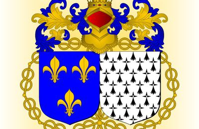 07 avril 1498: Charles VIII l'Affable