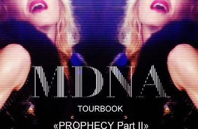 Madonna - MDNA Tour - Book Prophecy Part II