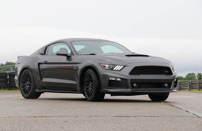 2016 Roush - Ford Mustang RS
