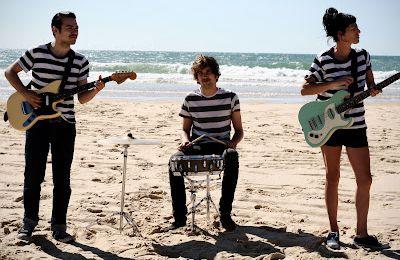 The Sunmakers, ça twiste on the beach...