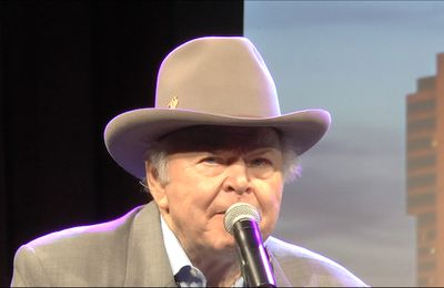 Streaming Tonight! American Eagle Awards Coverage with Roy Clark Country Music Hall of Famer Interview with Jon Hammond