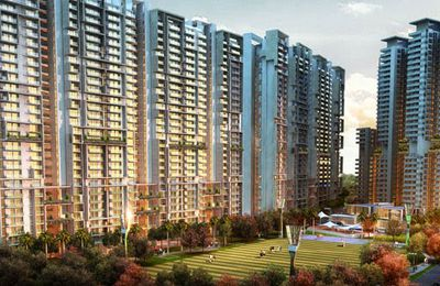 Real Estate Investment: Lotus Green Participating in Lush Green Portion