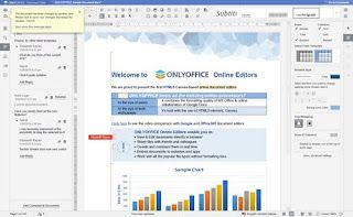 ONLYOFFICE, une alternative gratuite à la suite bureautique Microsoft Office