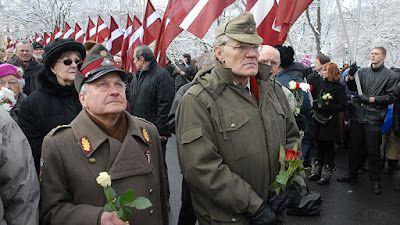 Marche SS à Riga: L'Europe aime les nazis quand les nazis n'aiment pas la Russie. Par Karine Bechet Golovko.