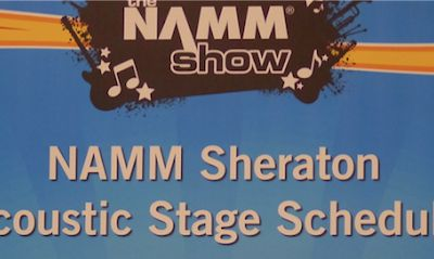 Get Back In The Groove Jon Hammond Funk Unit NAMM Show Night Sheraton Stage