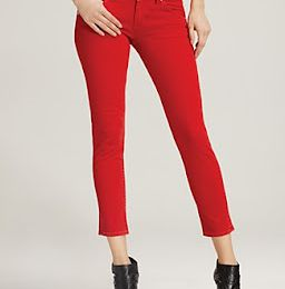 Go Crazy and Peppy with Colored Jeans Fashion!