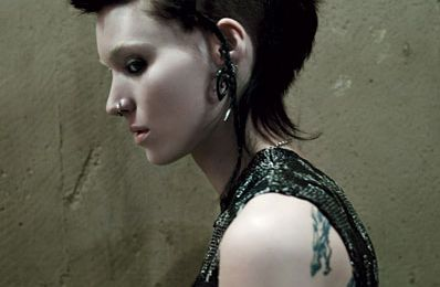 The girl with the dragon tattoo (David Fincher, 2011)
