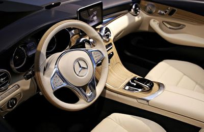 2016 Mercedes C-Class Convertible Colors and Interior