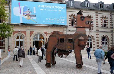 La Grande Exposition à Troyes