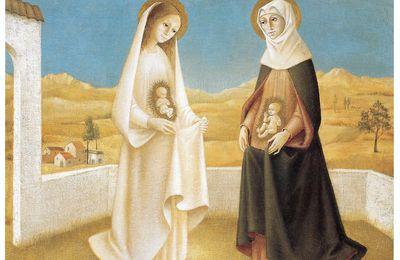 Lc 1, 39-56  Marie, femme d'action selon le projet de Dieu - Assomption de la Vierge Marie