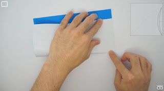 easy origami step by step video