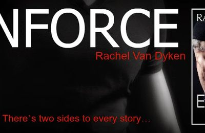 Enforce By Rachel Van Dyken Promo Tour