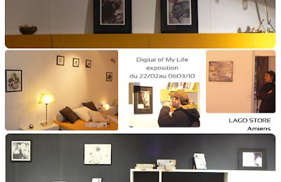 Digital of my life en image : partie II