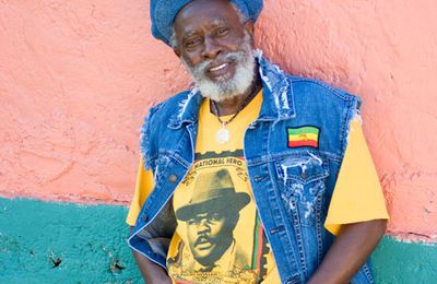 "Burning Spear - ""Hail H.I.M."" 1980 EMI"